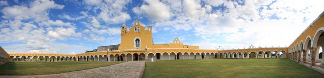 Izamal - Convento de San Antonio