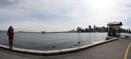Vanouver panorama
