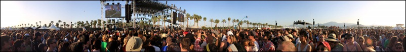 Coachella Panorama